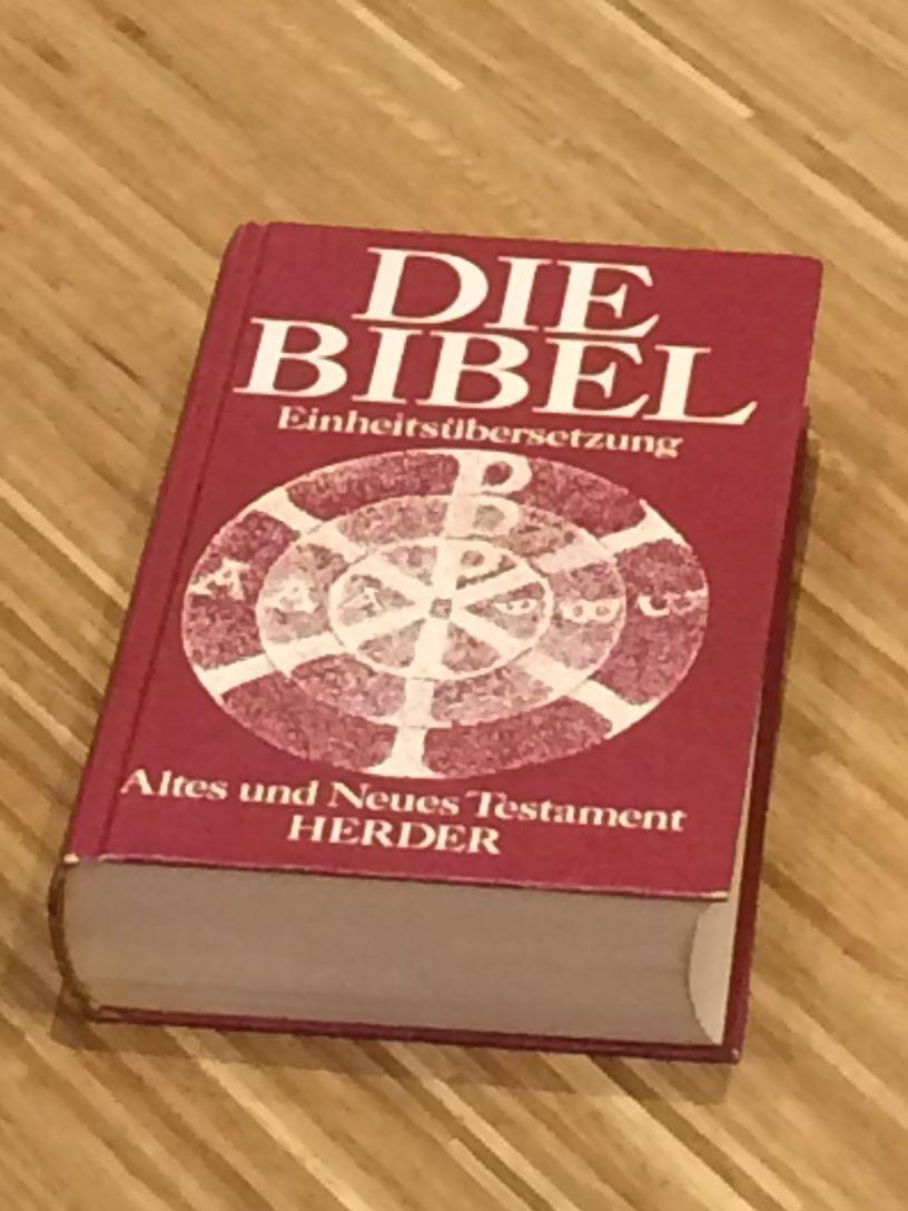 Bibel Sünden
